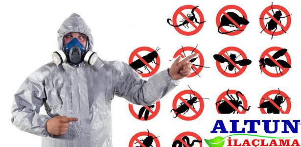 Ataşehir Böcek İlaçlama